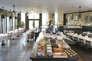 Trans World Hotel Donauwelle: Restaurante LINZ