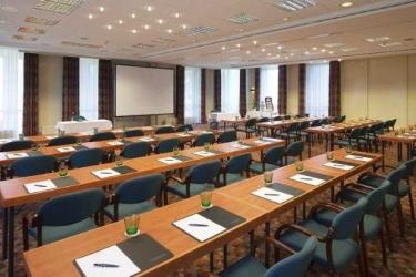 Trans World Hotel Donauwelle: Sala de conferencias LINZ