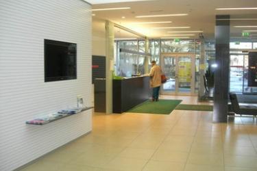 Hotel Sommerhaus: Lobby LINZ