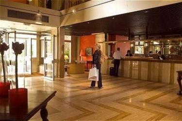 Hotel Lyon Metropole: Lobby LIONE