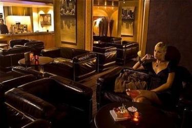 Hotel Lyon Metropole: Lounge Bar LIONE