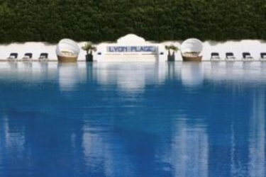 Hotel Lyon Metropole: Piscina LIONE
