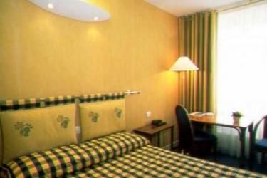 Hotel Axotel Perrache: Camera Matrimoniale/Doppia LIONE