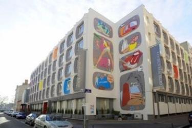 Hotel Axotel Perrache: Esterno LIONE