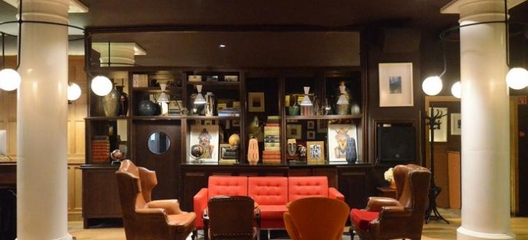 Brown's Boutique Hotel : Detalle LISBOA
