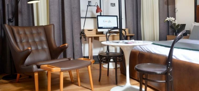 Brown's Boutique Hotel : Living Room LISBOA