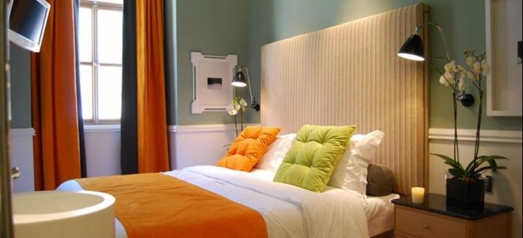 Brown's Boutique Hotel : Restaurante Panoramico LISBOA
