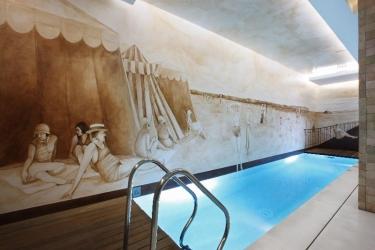 Hotel Heritage Av Liberdade : Actividad LISBOA