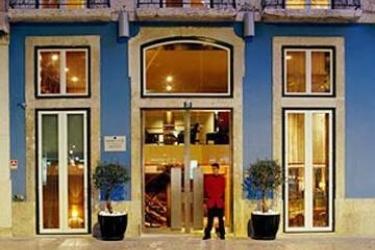 Hotel Heritage Av Liberdade : Entrada LISBOA