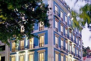 Hotel Heritage Av Liberdade : Exterior LISBOA