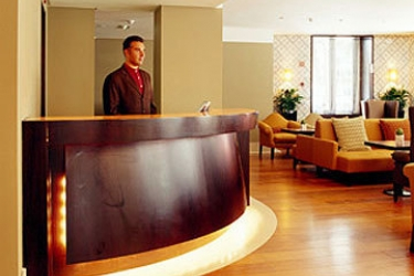 Hotel Heritage Av Liberdade : Recepción LISBOA