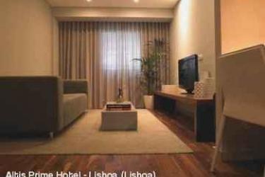 Hotel Altis Prime: Living Room LISBOA