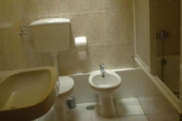 Hotel Residencia Oliveira: Indoor Swimmingpool LISBON
