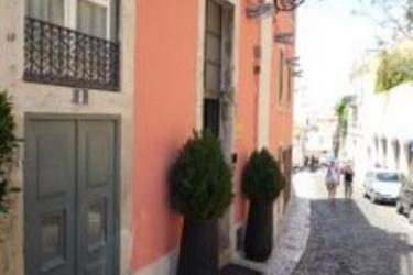Hotel Solar Dos Mouros: Buffet LISBON