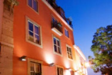 Hotel Solar Dos Mouros: Business Centre LISBON