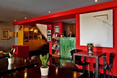 Hotel Solar Dos Mouros: Lobby LISBON