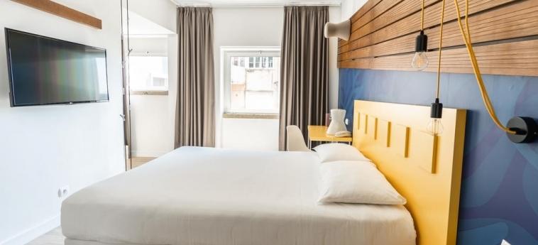 Ibis Styles Lisboa Centro Liberdade Ne Hotel: Guestroom LISBON