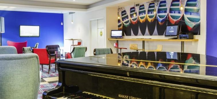 Ibis Styles Lisboa Centro Liberdade Ne Hotel: Interior LISBON