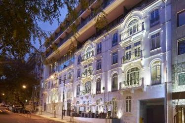 Hotel Porto Bay Liberdade: Exterior LISBON