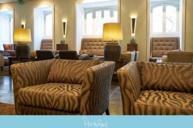 Hotel Porto Bay Liberdade: Lobby LISBON