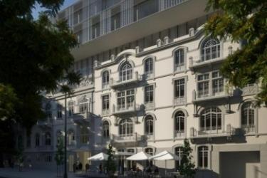Hotel Porto Bay Liberdade: Room - Quadruple LISBON