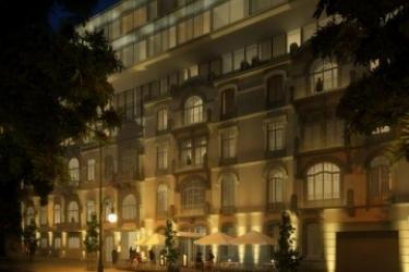 Hotel Porto Bay Liberdade: Soccer Field LISBON
