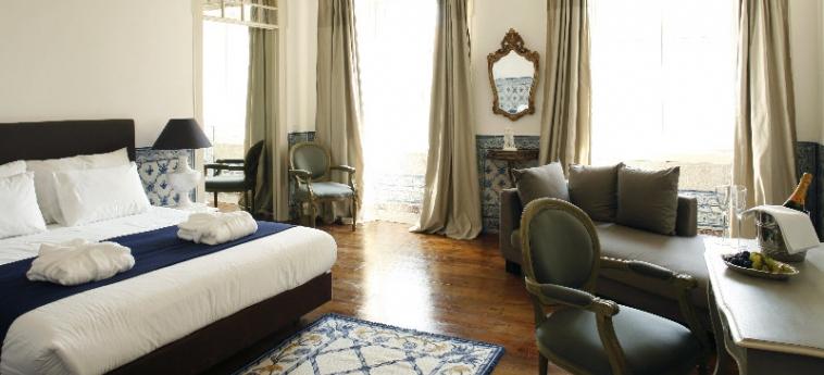 Hotel Palacio Ramalhete: Camera Matrimoniale/Doppia LISBONA