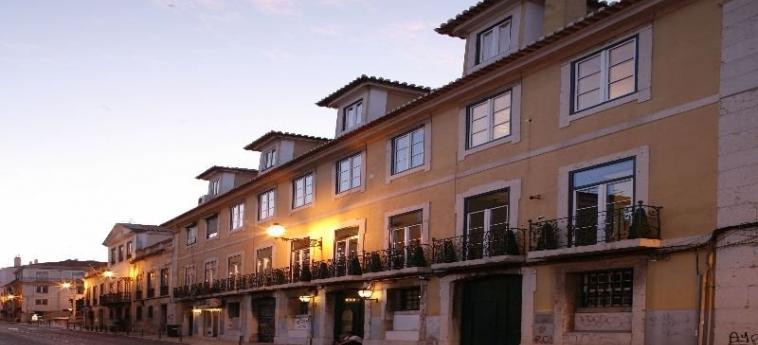 Hotel Palacio Ramalhete: Esterno LISBONA