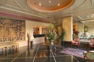 Hotel Real Parque: Lobby LISBONA