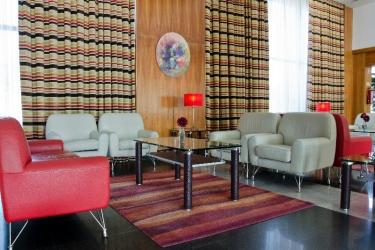 Hotel Vip Executive Santa Iria: Lobby LISBONA
