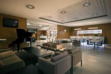 Mercure Lisboa Almada Hotel: Bar LISBONA