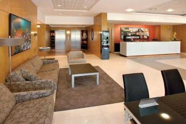 Mercure Lisboa Almada Hotel: Lobby LISBONA