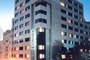 Hotel Real Parque: Extérieur LISBONNE