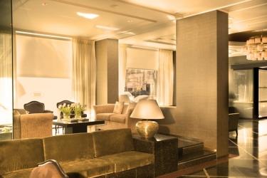 Hotel Real Parque: Lobby LISBONNE