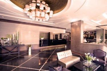 Hotel Real Parque: Lounge Bar LISBONNE