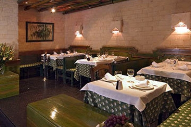 Hotel Real Parque: Restaurant LISBONNE