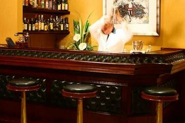 Hotel Portobay Marques: Bar LISBONNE