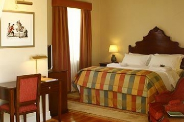 Hotel Portobay Marques: Chambre Double LISBONNE