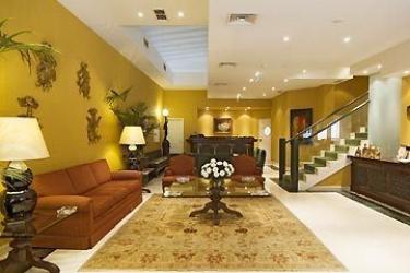 Hotel Portobay Marques: Lounge Bar LISBONNE