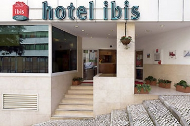 Hotel Ibis Lisboa Liberdade: Exterieur LISBONNE