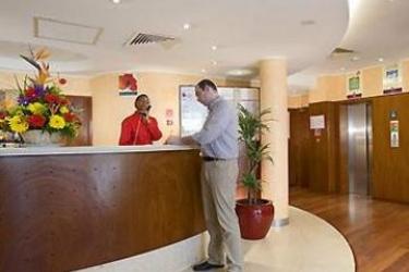 Hotel Ibis Lisboa Liberdade: Réception LISBONNE