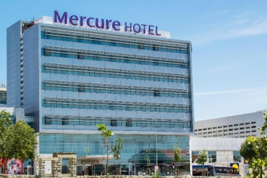 Mercure Lisboa Almada Hotel: Exterieur LISBONNE