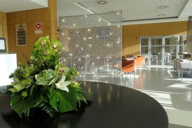 Mercure Lisboa Almada Hotel: Lobby LISBONNE