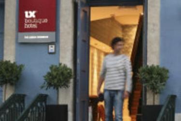 Hotel Lx Boutique: Aussicht LISSABON