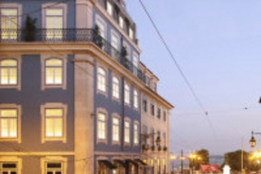 Hotel Lx Boutique: Patio LISSABON