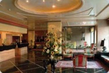 Hotel Real Parque: Empfang LISSABON
