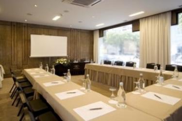 Hotel Real Parque: Konferenzraum LISSABON