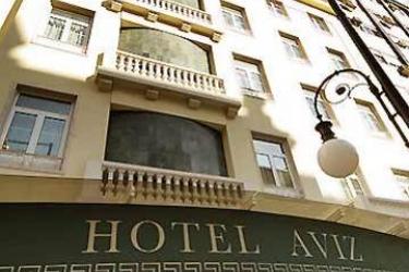 Hotel Portobay Marques: Außen LISSABON