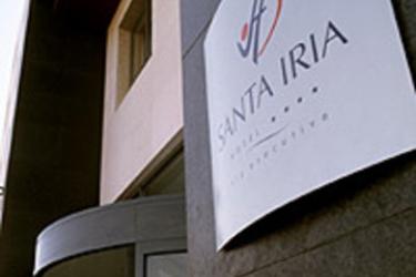 Hotel Vip Executive Santa Iria: Außen LISSABON