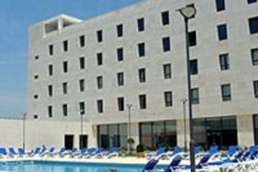 Hotel Vip Executive Santa Iria: Außenschwimmbad LISSABON